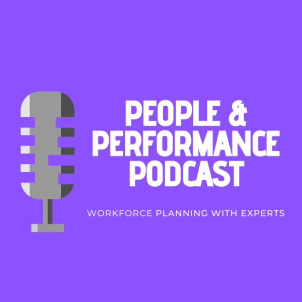 People and Performance Podcast Podcast Artwork Image
