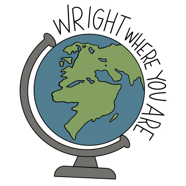 Wright Where You Are Podcast Artwork Image