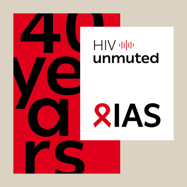 HIV unmuted Podcast Artwork Image
