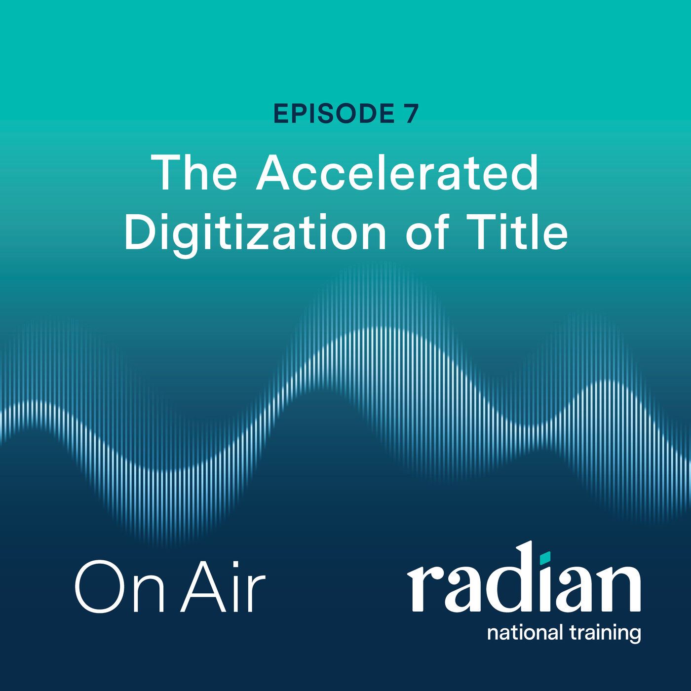 The Accelerated Digitization of Title