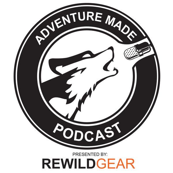 Adventure Made Podcast Podcast Artwork Image
