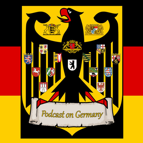 Podcast on Germany Podcast Artwork Image