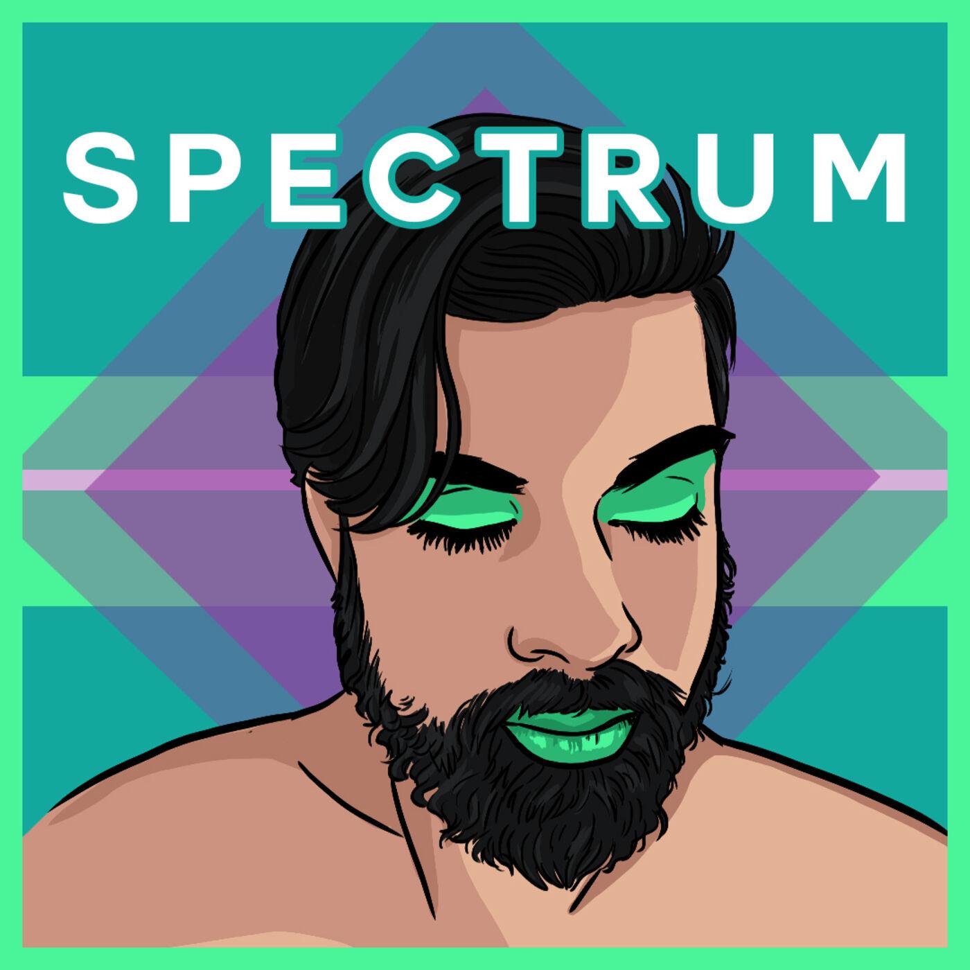 SPECTRUM Podcast logo