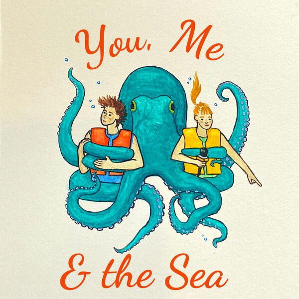 You, Me & the Sea Podcast Artwork Image