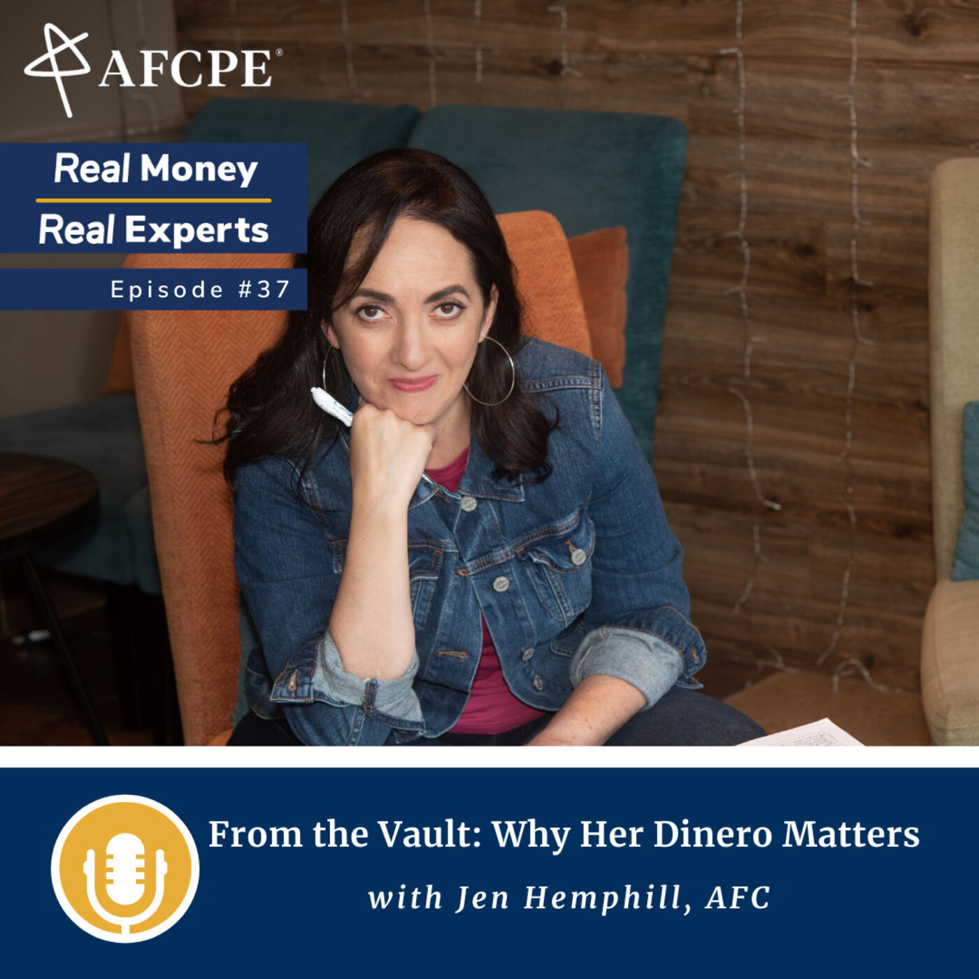 From the Vault: Jen Hemphill: Why Her Dinero Matters