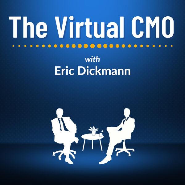 The Virtual CMO Podcast Artwork Image