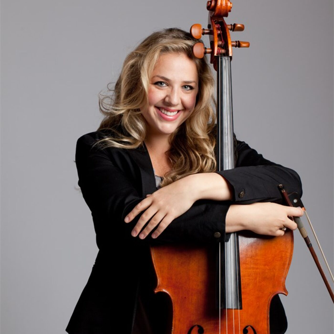 Natalie Helm, Principal Cellist of the Sarasota Orchestra, Joins the Club