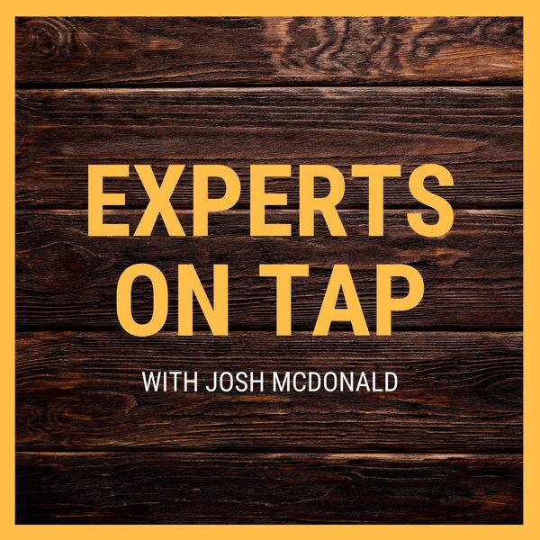 Experts on Tap Podcast Artwork Image