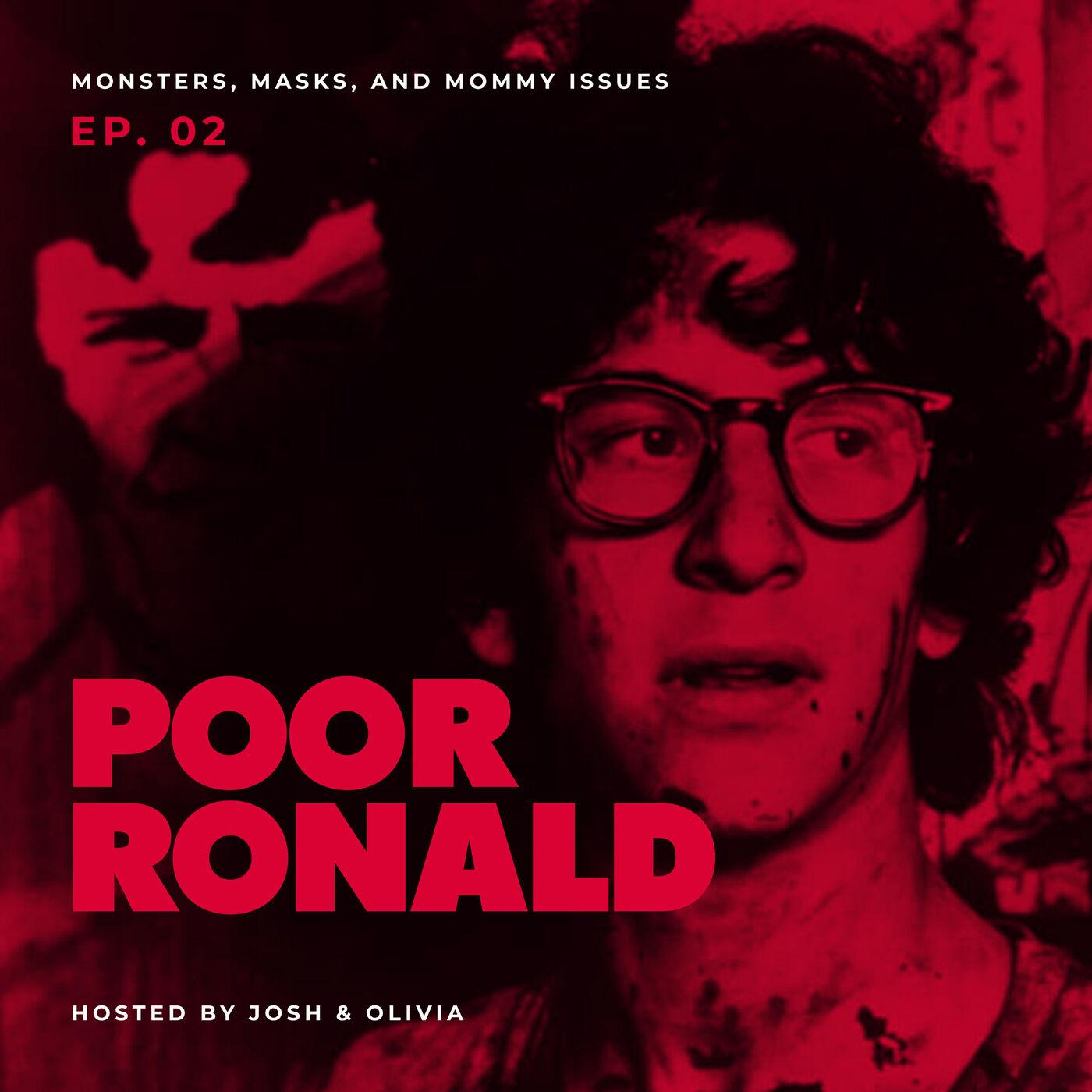 Poor Ronald