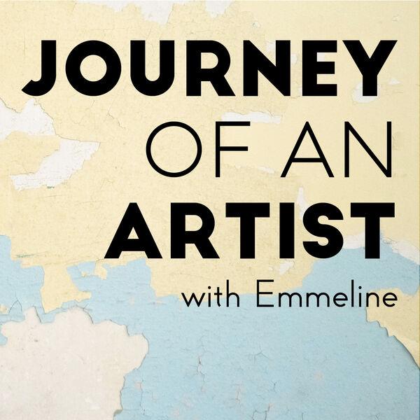 Journey of an Artist Podcast Artwork Image