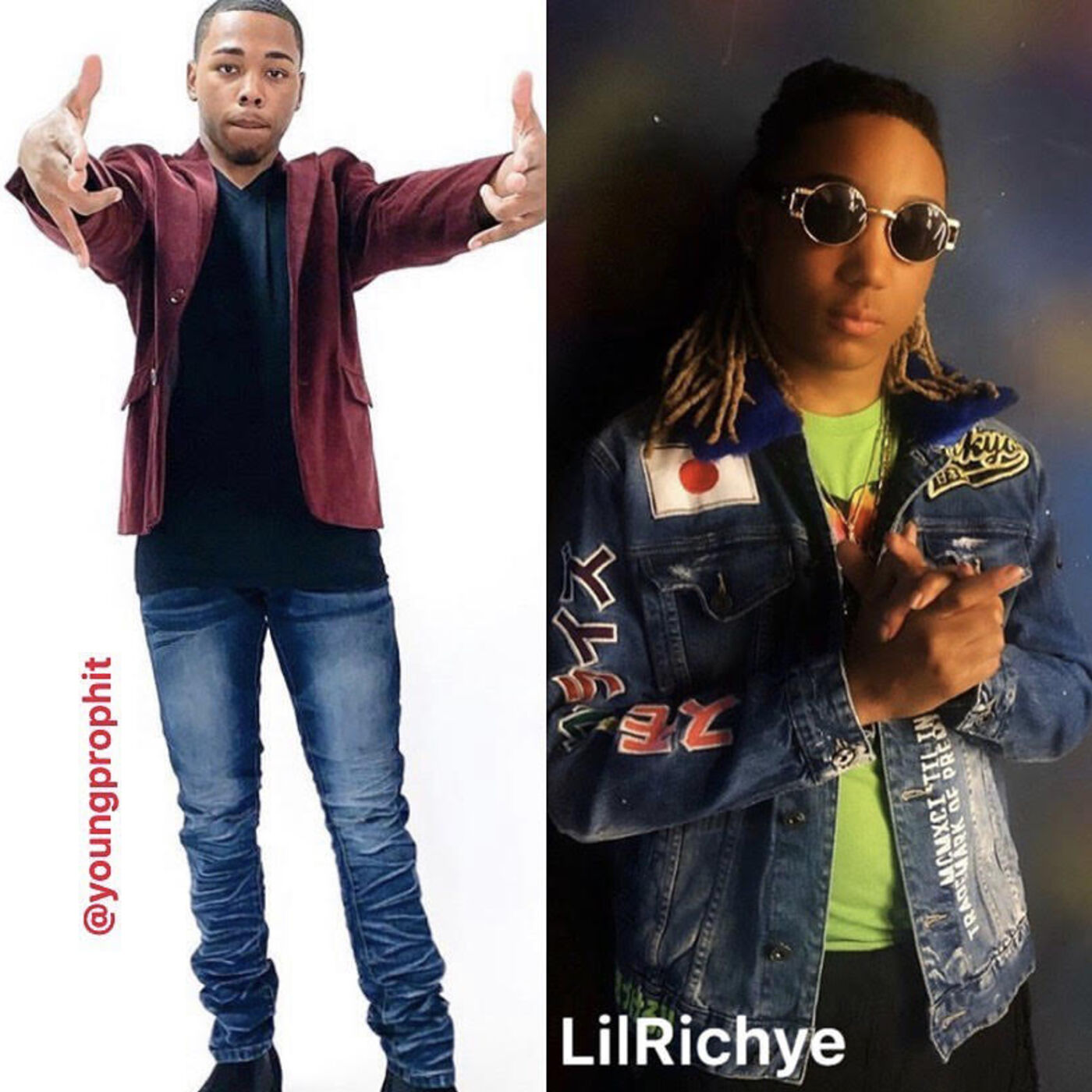 NoAdvisory EXCLUSIVE Interview w/ Lil Richye and Young Prophit