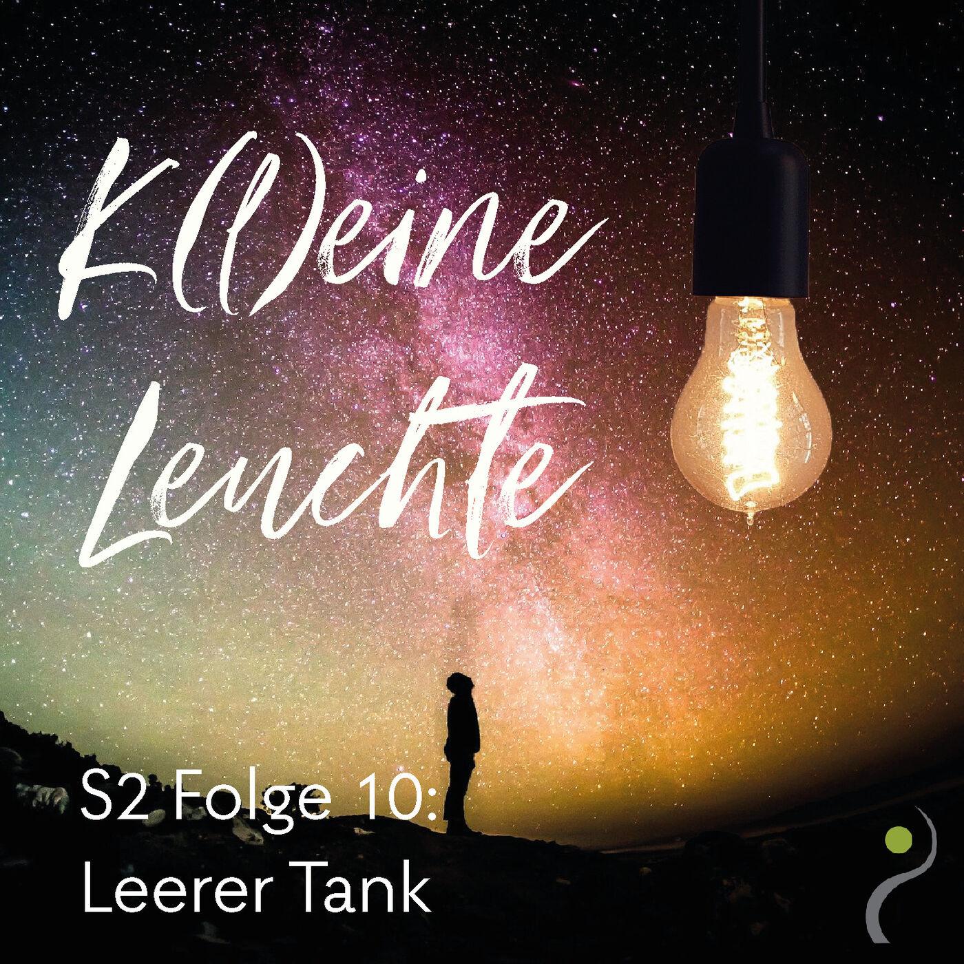 Leerer Tank