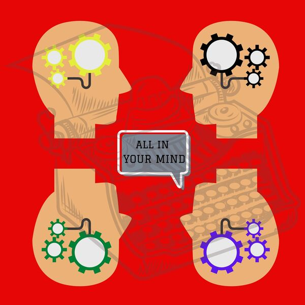 All In Your Mind: Short Tales & Dramatic Fiction Podcast Artwork Image