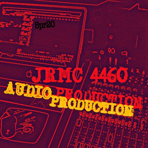 JRMC Audio Production Podcast Podcast Artwork Image