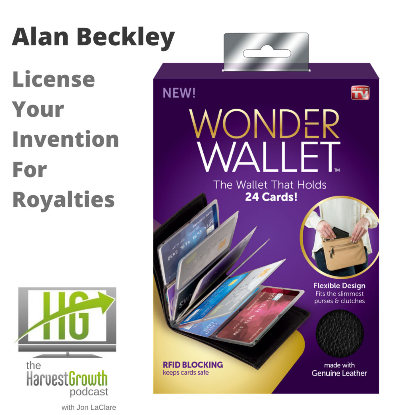 License Your Invention For Royalties