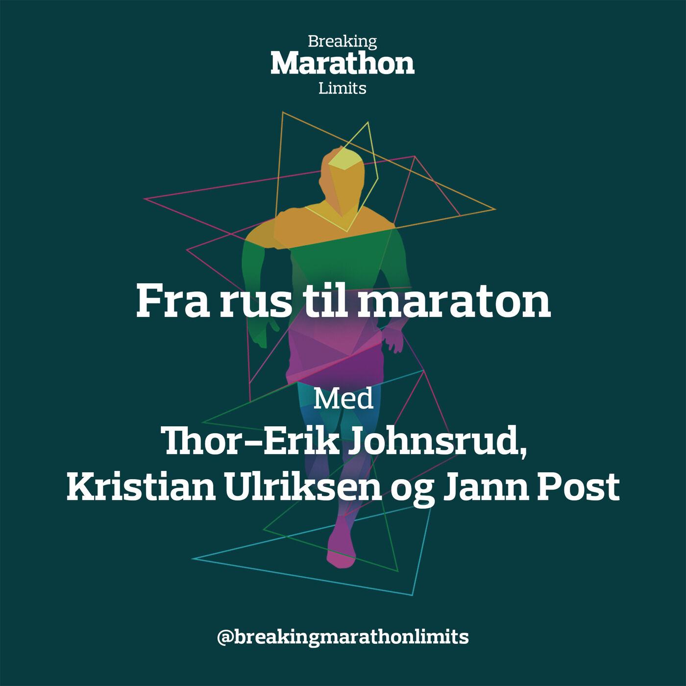 Fra rus til maraton