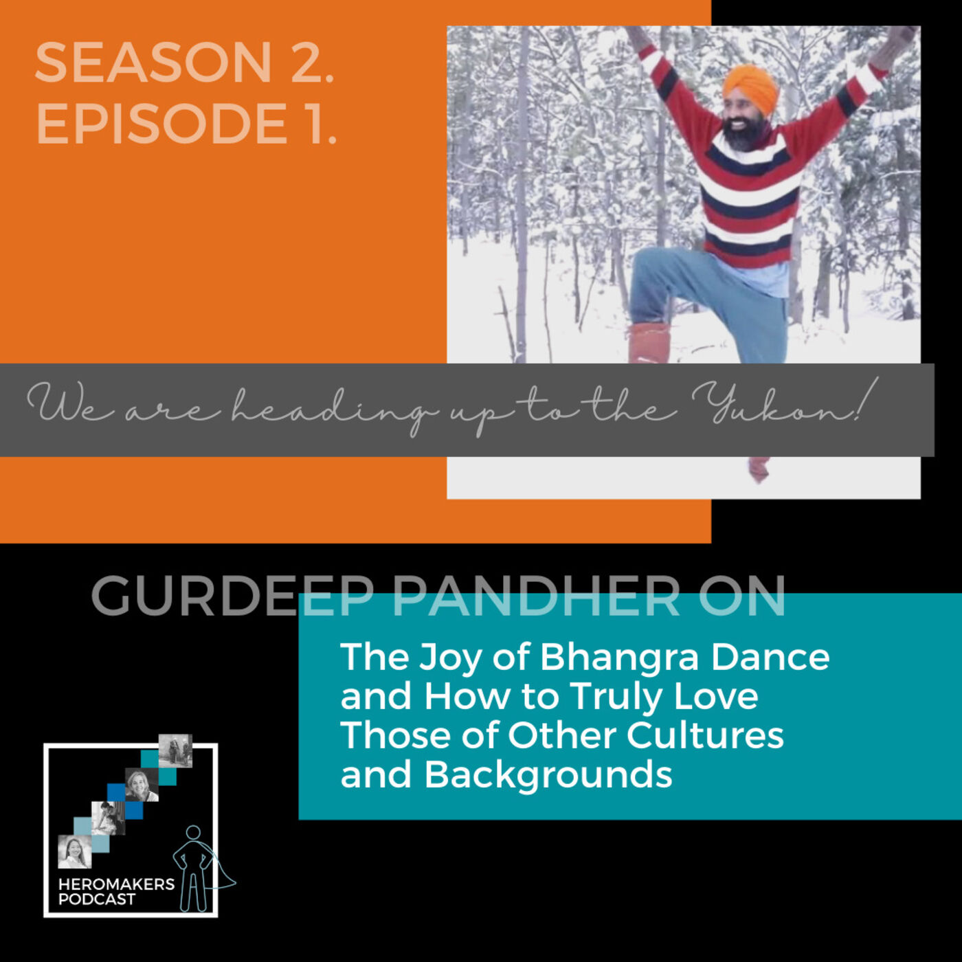 Gurdeep Pandher on The Joy of Bhangra Dance and How to Truly Love Those of Other Cultures and Backgrounds