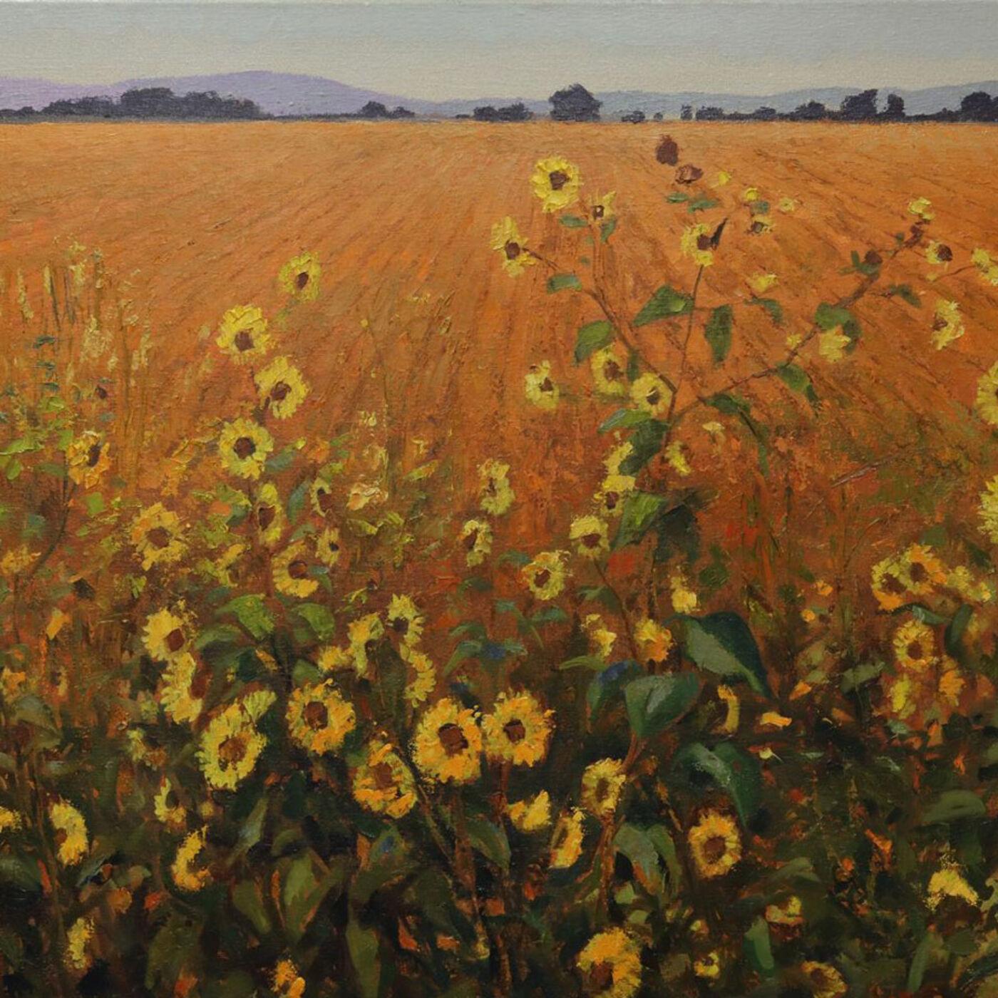 Gary Ernest Smith (Part TWO): Western Landscape Painter - Epi. 140, Host Dr. Mark Sublette