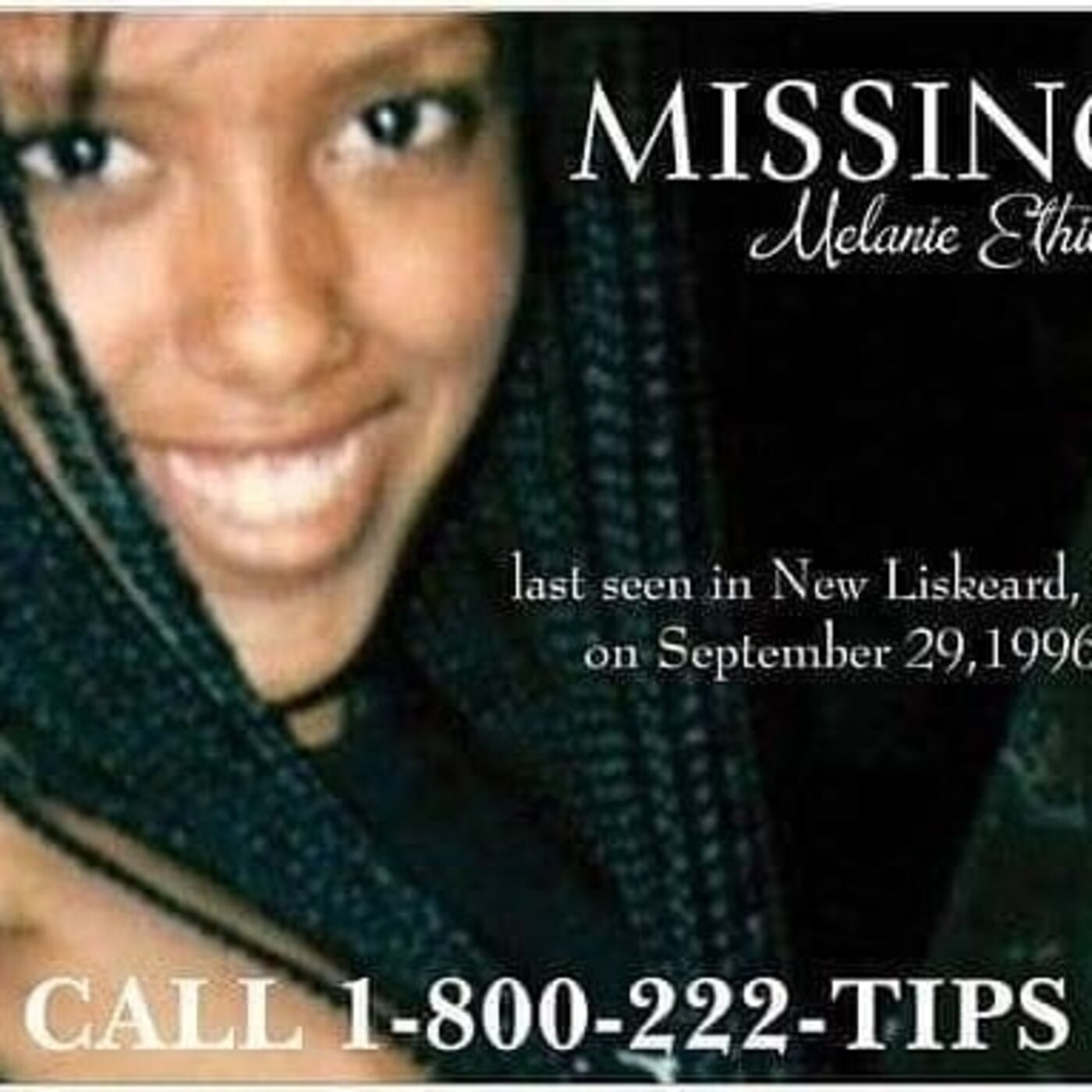 S1 E3 We Need Your Help To Find Melanie Ethier