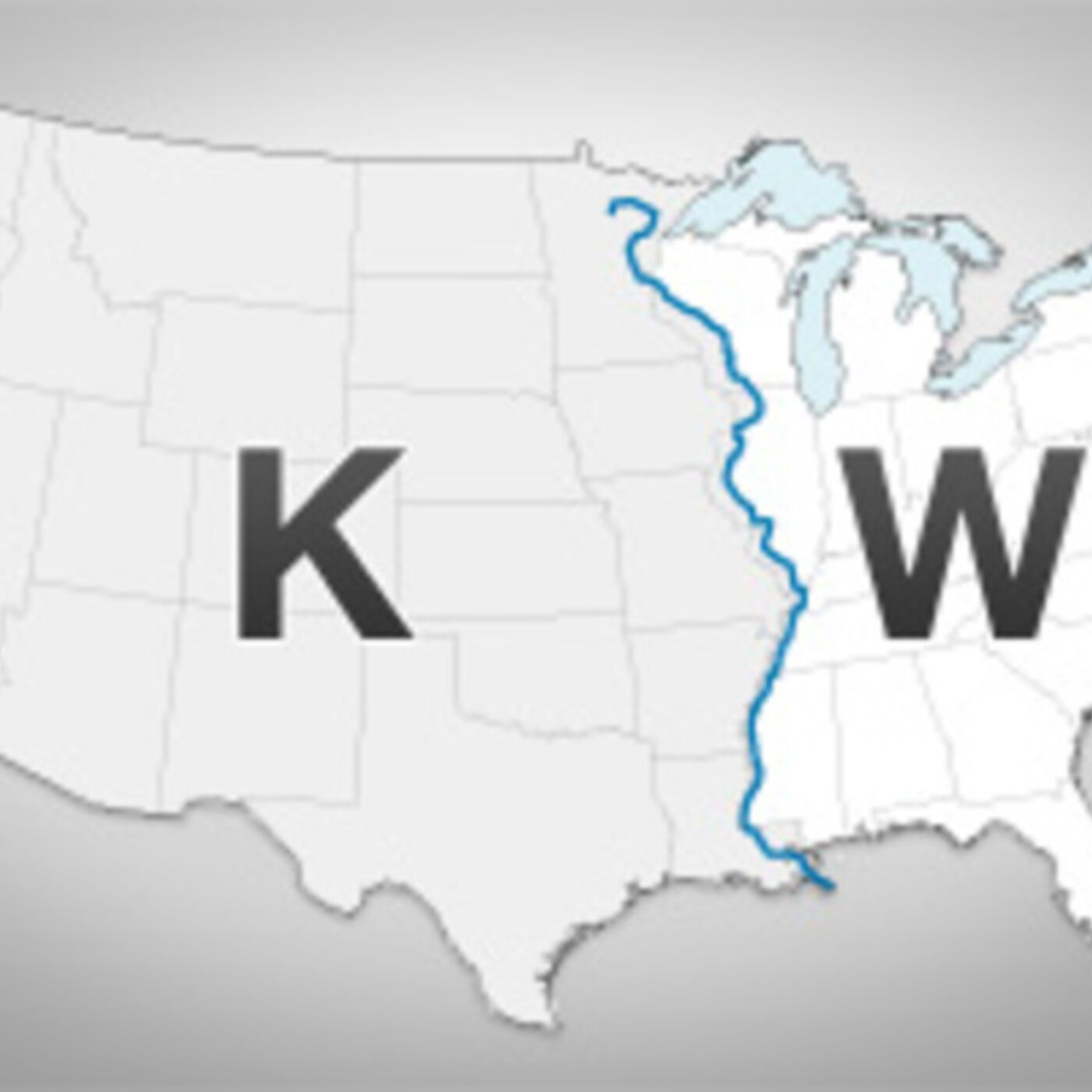 """The History of Radio Station Call Letters """"K"""" and """"W"""""""