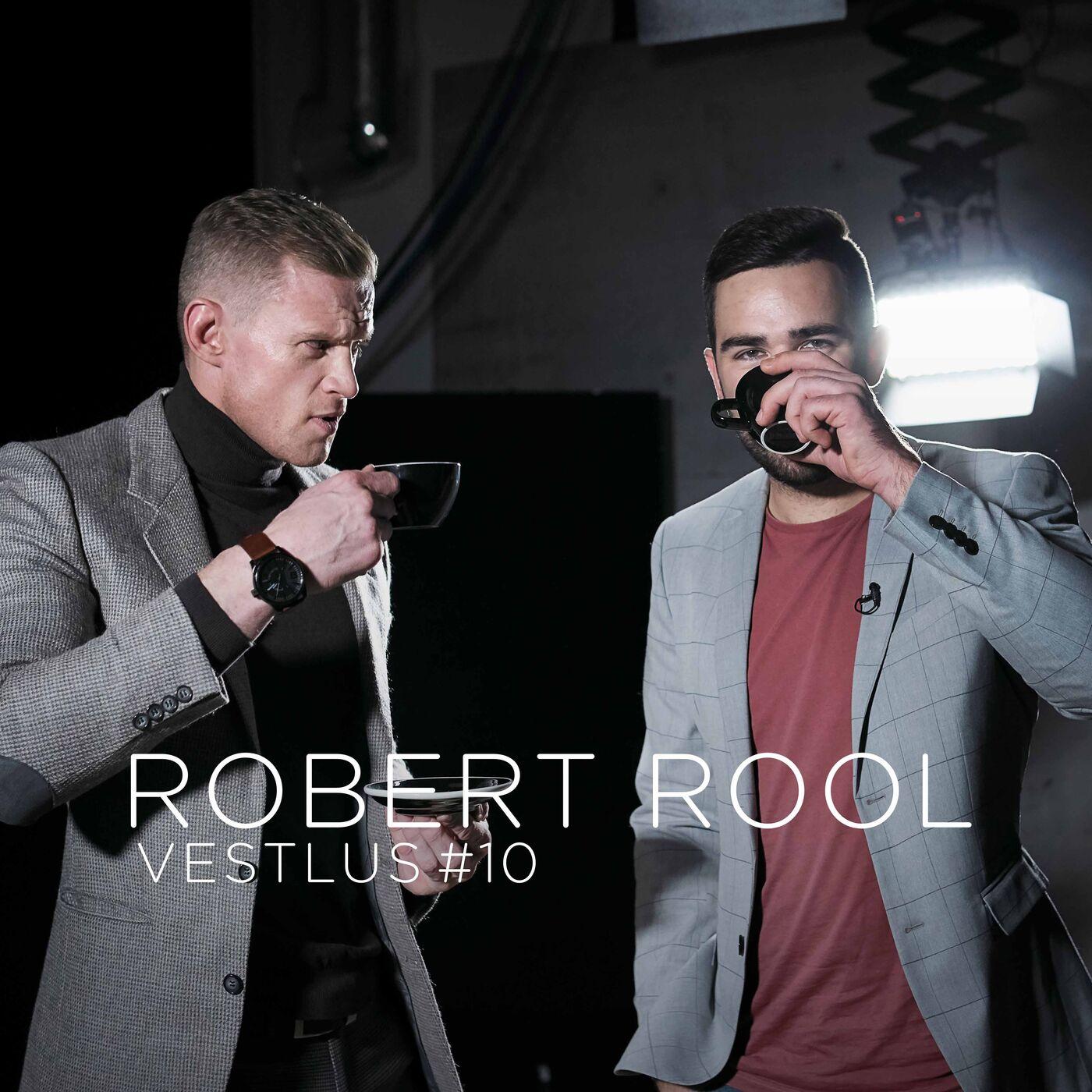 1STAGE VESTLUS #10 - Robert Rool