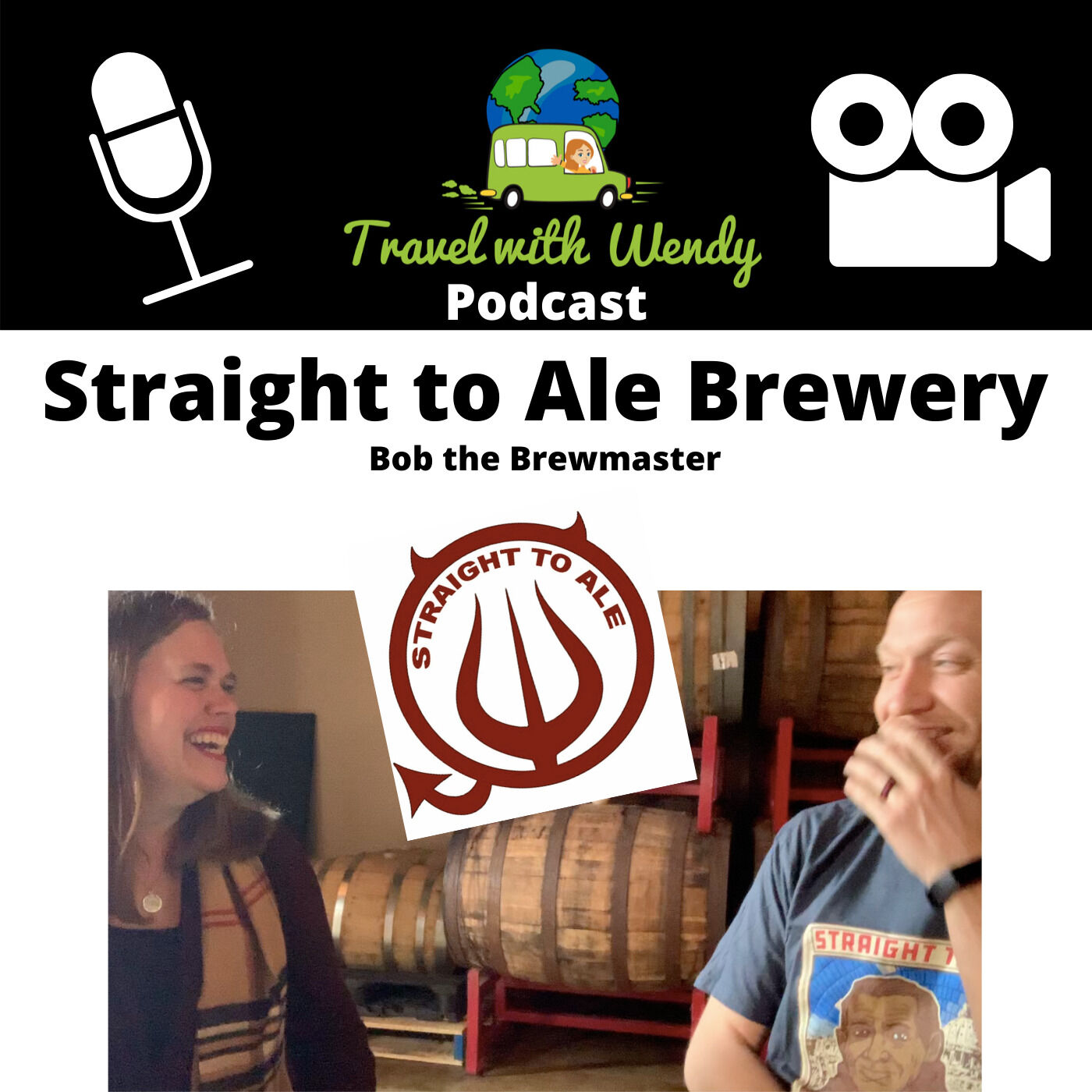 #8 Straight to Ale - Bob the Brewmaster