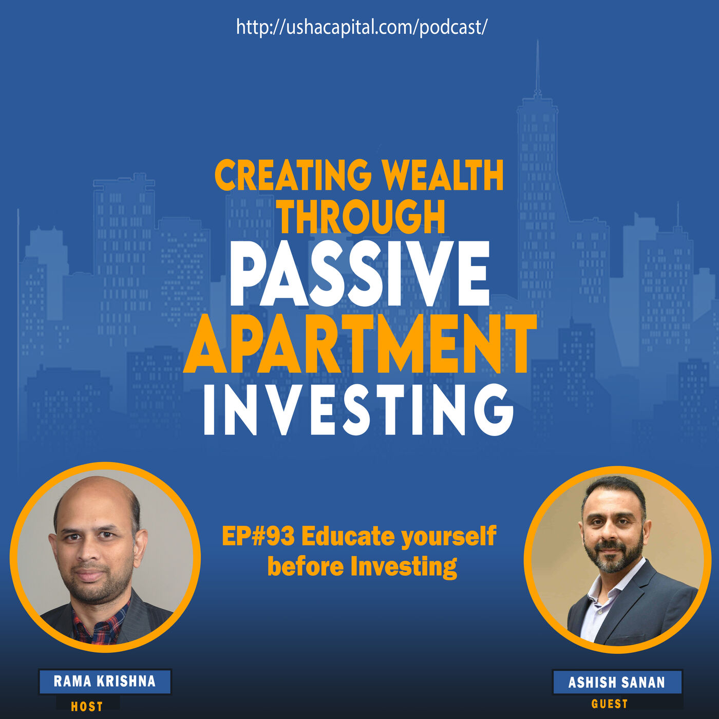 EP#93 Educate yourself before Investing with Ashish Sanan