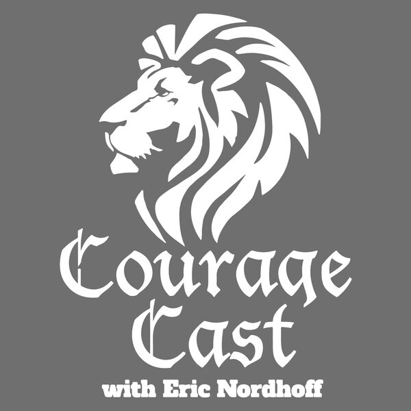 Courage Cast - Build Your Belief Podcast Artwork Image