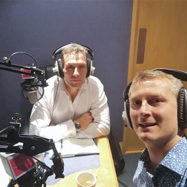 PRmoment Podcast Podcast Artwork Image