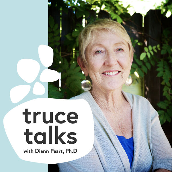 Truce Talks with Diann Peart Ph.D Podcast Artwork Image