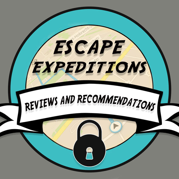 Escape Expeditions: Reviews and Recommendations Podcast Artwork Image