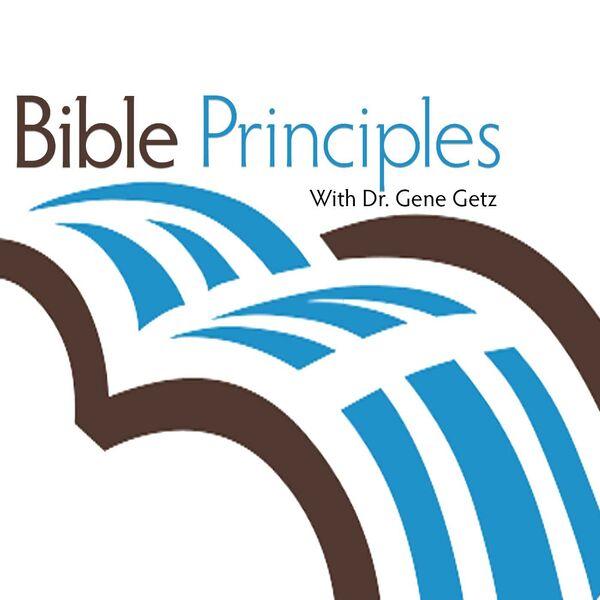 Bible Principles Podcast Podcast Artwork Image