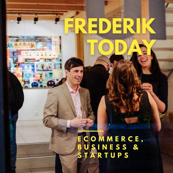 Frederik Today Podcast Artwork Image