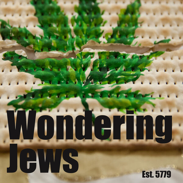 Wondering Jews Podcast Artwork Image