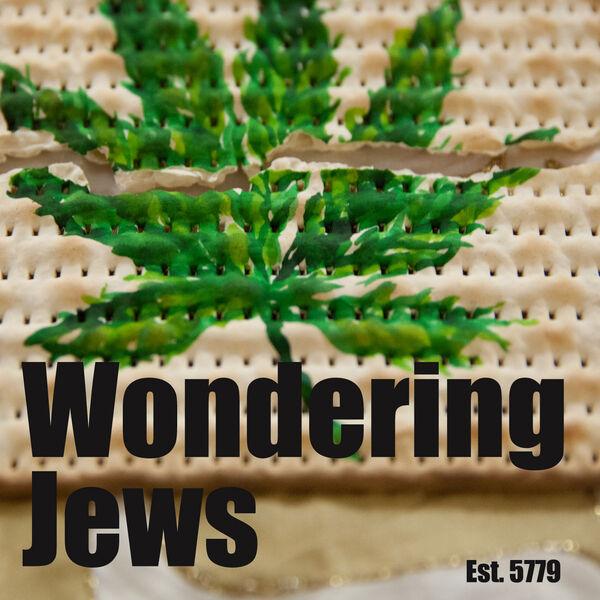 Wondering Jews Podcast Artwork Image