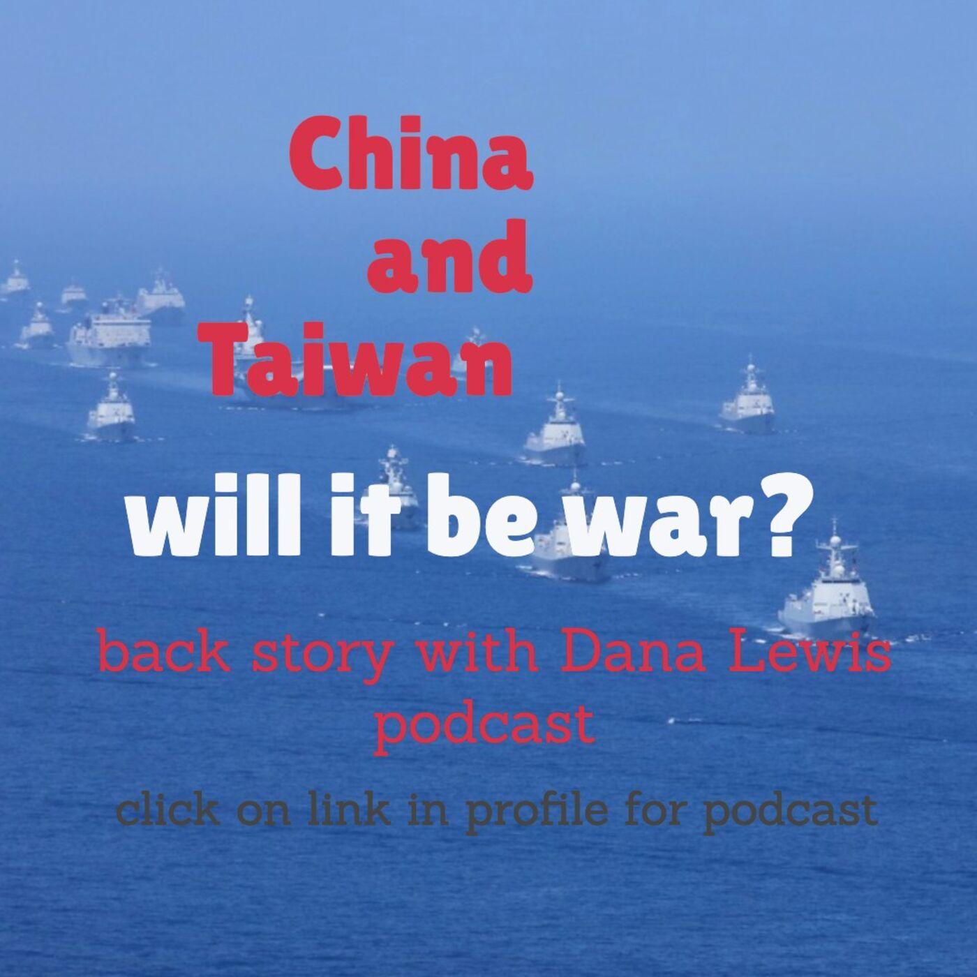 CHINA - TAIWAN WAR?