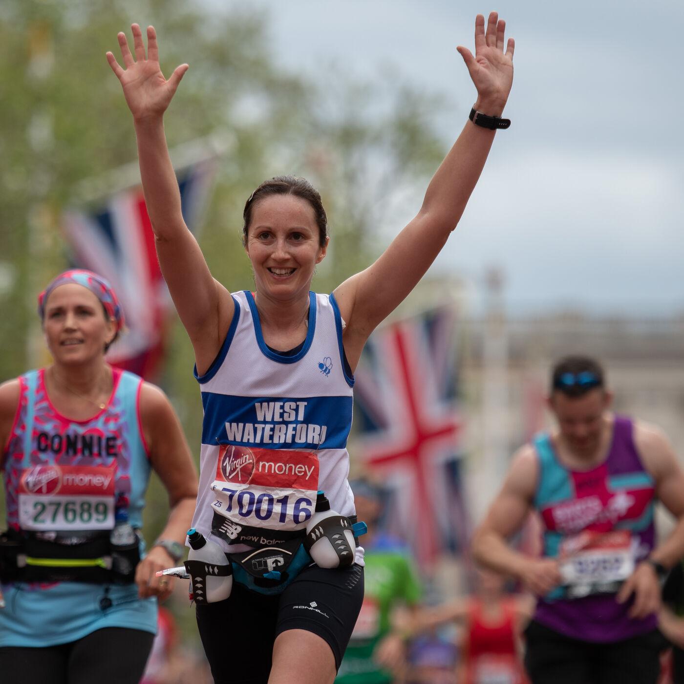 Ep 253 - Turning London Marathon sustainable with Megan Hunt