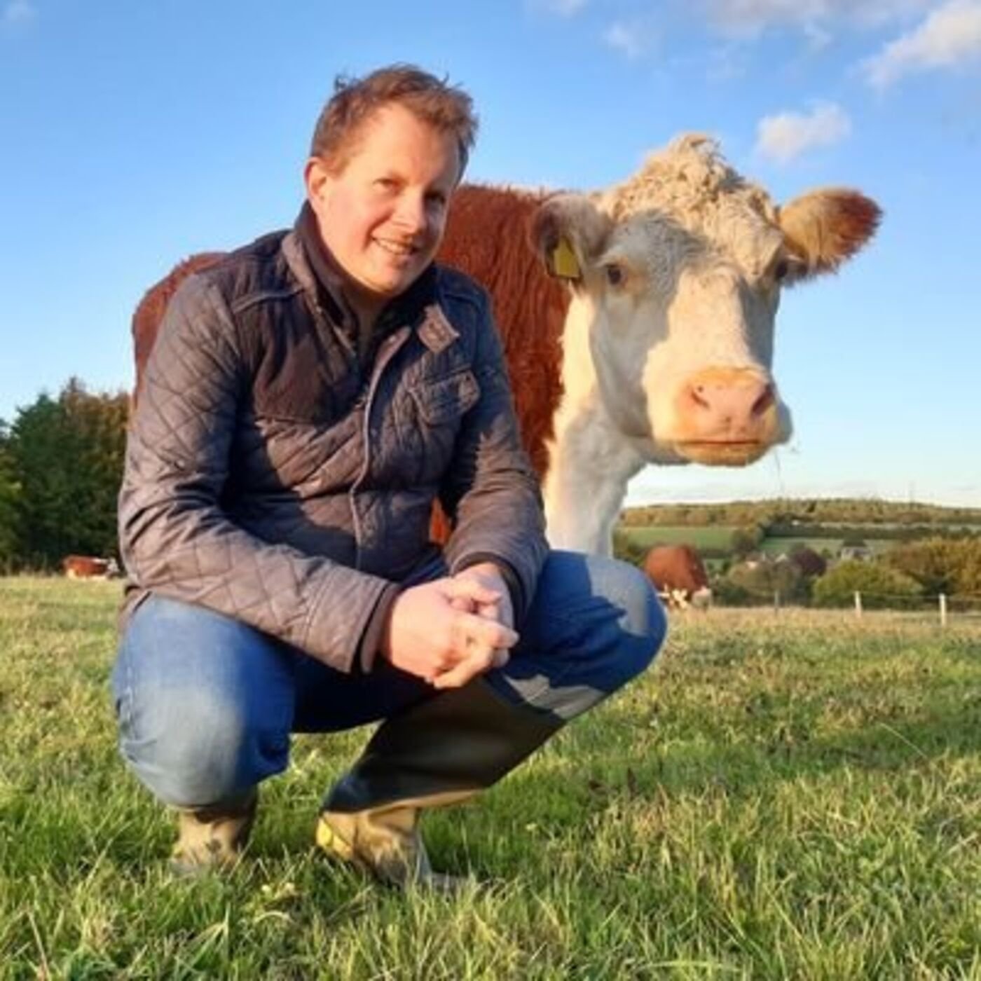 116 Russ Carrington on why Knepp, after rewilding, is moving into regenerative agriculture