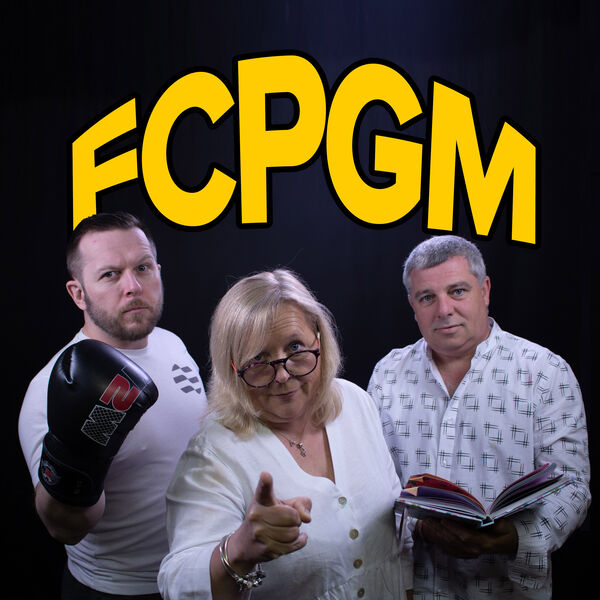 FCPGM [Fight Coach, Psychotherapist, Gym Momma] Podcast Artwork Image