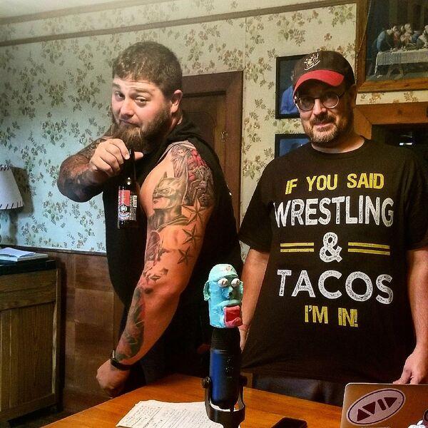 Can Crushers Wrestling Podcast Podcast Artwork Image