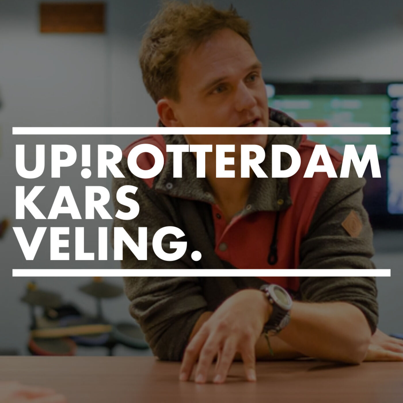 CEO Kars Veling about his personal journey growing LessonUp and his dreams for the future