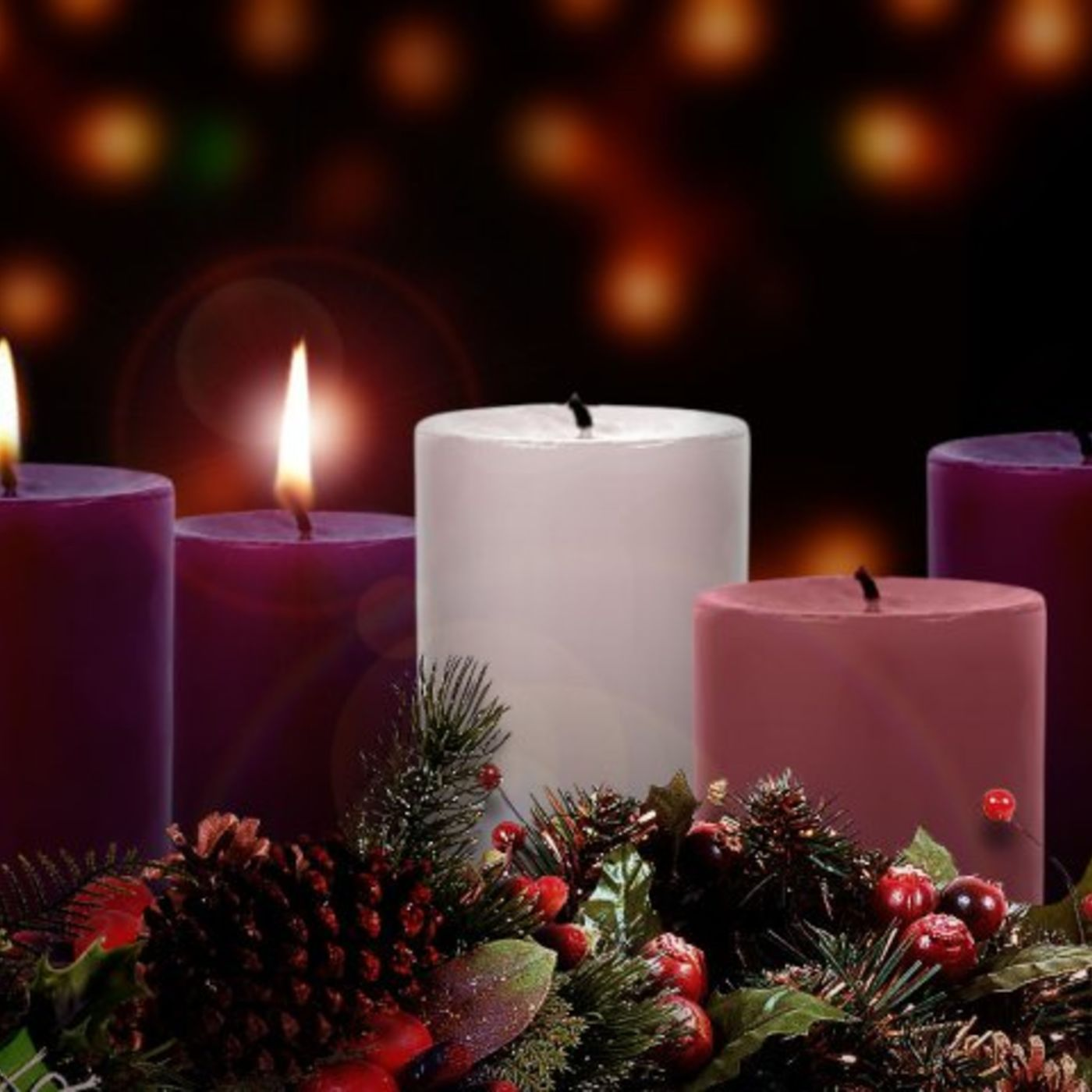 Evening Service 9th December 2018, Pause for Advent