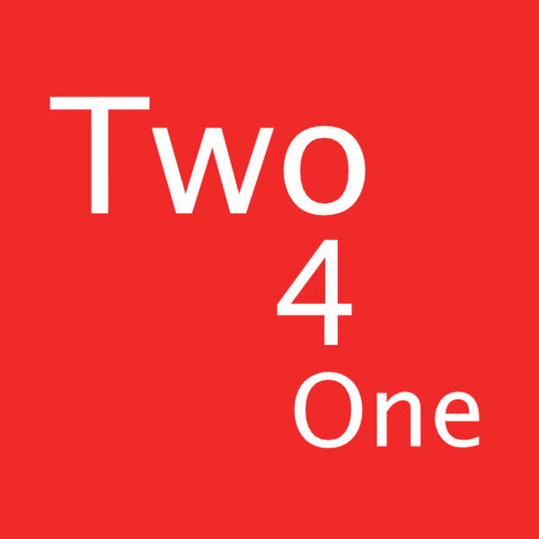 Two for One Podcast Artwork Image