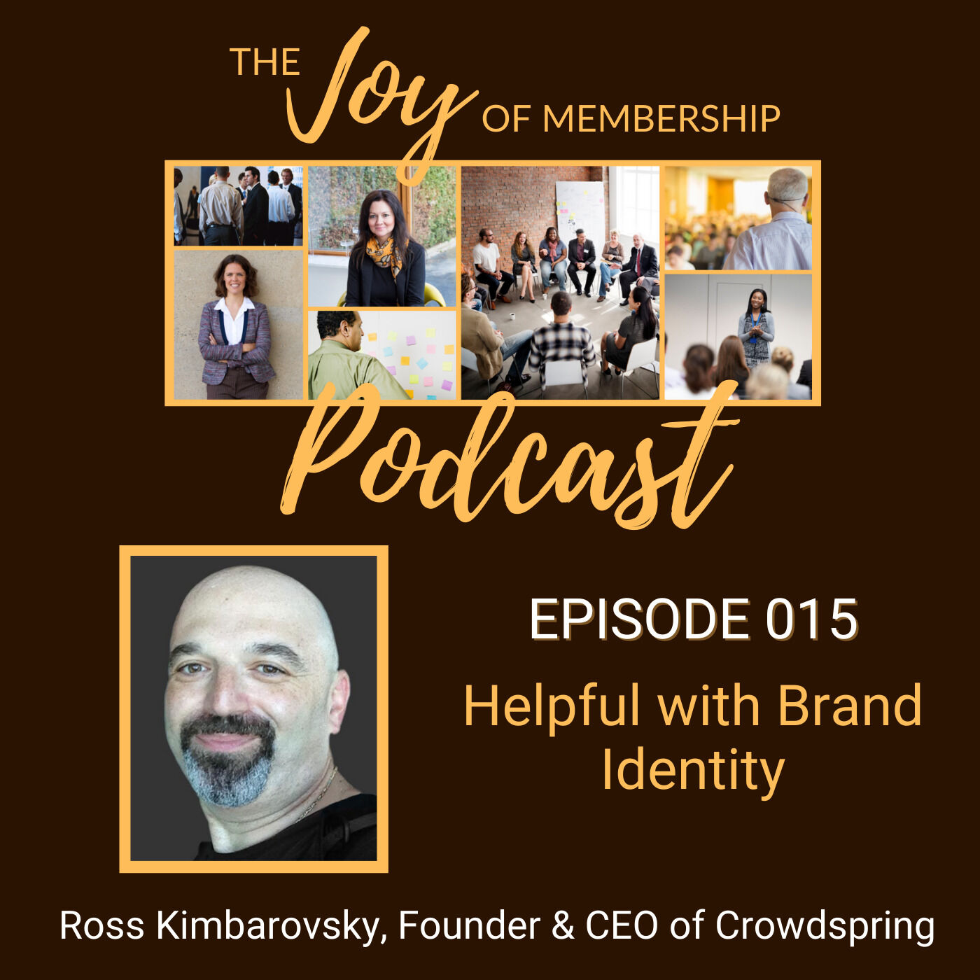 Helpful with Crowdsourcing Design: Ross Kimbarovsky