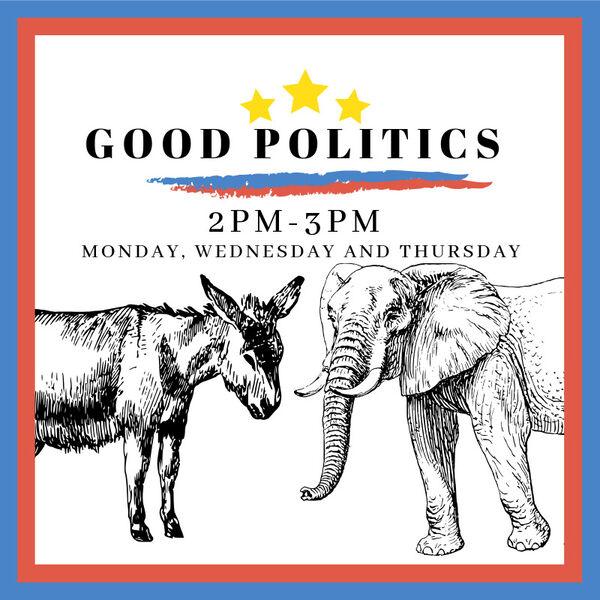 Good Politics Podcast Artwork Image