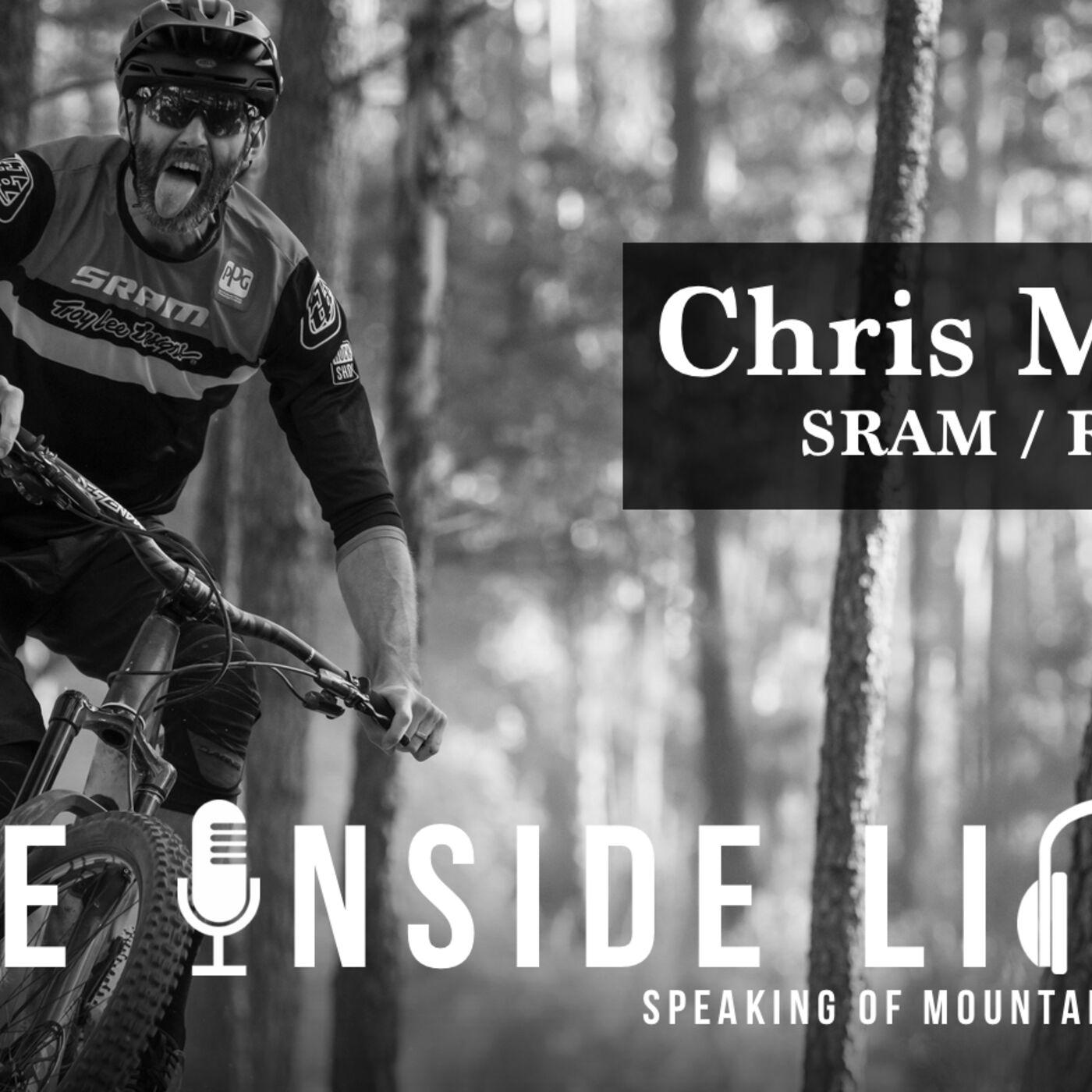 MTB Suspension Talk & Big Rides - The Inside Line with SRAM's Chris Mandell