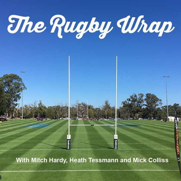 The Rugby Wrap Podcast Artwork Image