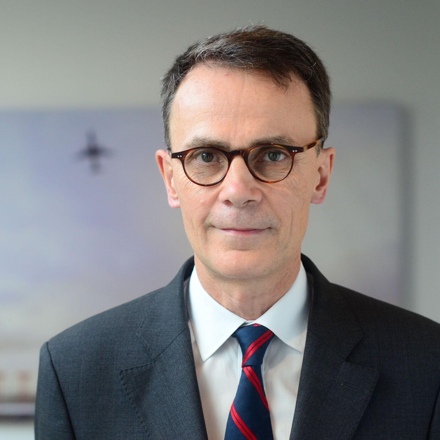 1/2 - Entretien avec Damien Cazé, directeur général de l'Aviation civile