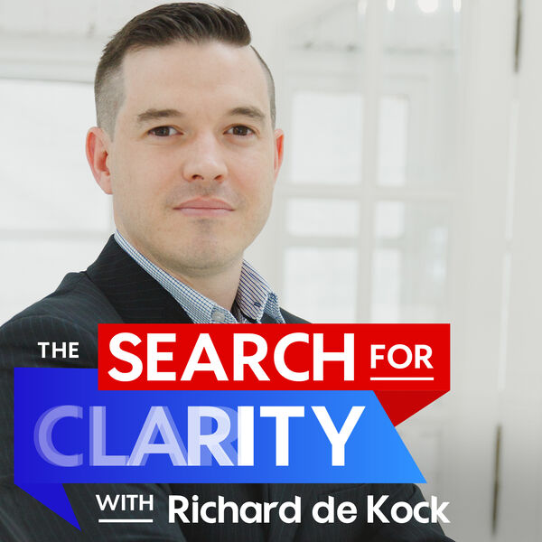 The Search for Clarity Podcast Artwork Image