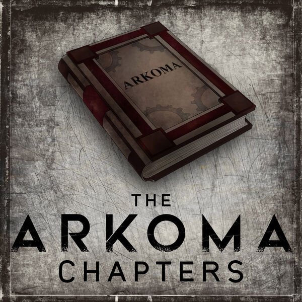 The Arkoma Chapters Podcast Artwork Image